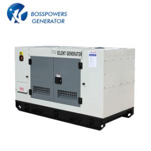 Китай производитель 15квт Weifang Рикардо бесшумный дизельный генератор 400V