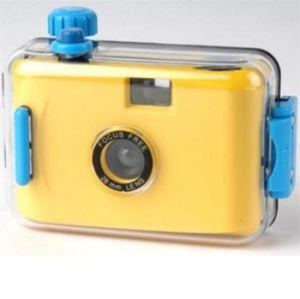 Commerce de gros cadeau personnalisé 35mm appareil photo jetable
