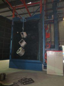 Het Vernietigen van het Schot van Wheelabrator van het Type van haak Stofvrije Schoonmakende Machine