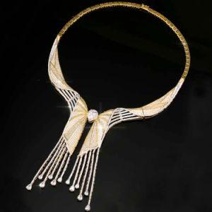 Mayorista de moda Collar y aretes joyas para mujer
