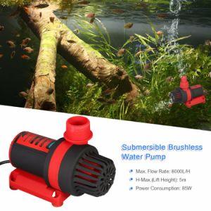 Frecuencia Variable de la bomba de agua, peces Bowl, un estanque de peces, la circulación de agua Bomba sumergible, La Rocalla bomba, de gran caudal