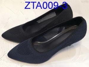 Haut talon Chaussures Bottes Fashion femmes mûres 1