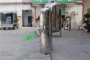 Industrielle SS316 Sandfilter-Systems-Wasseraufbereitungsanlage
