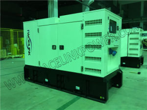 60 ква бесшумный на базе Generatorset дизельного двигателя Perkins с маркировкой CE/ISO PT