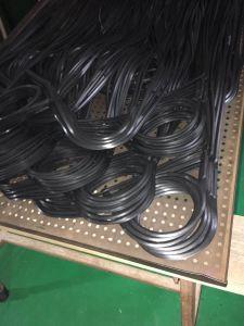 Tranter Gc51/Gx145p/Gx12/Gx51/Gx64/Gx85 틈막이 고무 물개를 위한 우수한 경도 힘 격판덮개 열교환기 틈막이