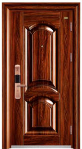 Portello di entrata d'acciaio del portello di obbligazione del portello del metallo del portello (GST-175)