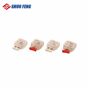 Inviolable jetables compteur électrique joint en plastique