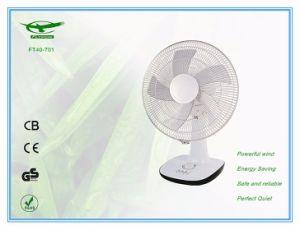 葉白いカラー振動の机表ファン(FT40-701)として5