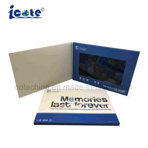 10.1  Livro de Vídeo HD Brochura para Educação Memorial de Graduação