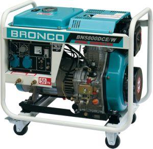 Электродуговая сварка Air-Cooled дизельного генератора (BN5800DCE/W)