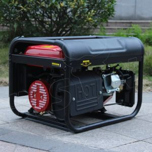 Bison (Chine) BS6500L Hot Sale 5kw 5,5 kw générateur à essence GX390
