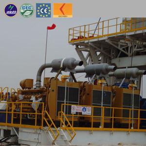 Gruppo elettrogeno del gas naturale della centrale elettrica del gas di CHP 500kw-1000kw