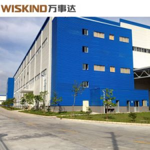 China Cotiza en Bolsa resistente estructura de acero Taller edificios