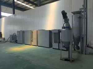 La Chine fournisseur Hot Sale 200kw gazogène navire de bois d'utilisation de la biomasse