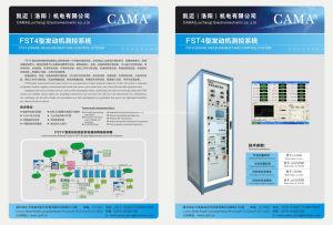 Sistema de banco de pruebas de rendimiento del motor
