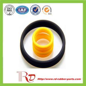 NBR / Junta tórica de caucho de silicona para que la válvula y bomba