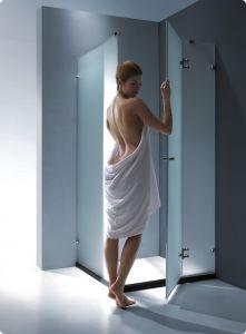 Framelessデザインミニマリズム様式のシャワー室のシャワー機構