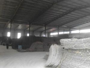 El 10% de zinc o el 5% de malla de alambre galvanizado