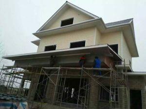 조립식 휴대용 모듈 가벼운 강철 구조물 집