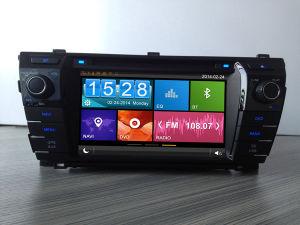 В-Dash проигрыватели DVD-дисков для Toyota