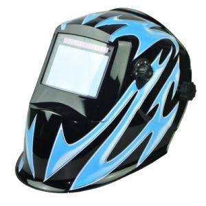 自動暗くなる溶接のヘルメット(WH8912123)