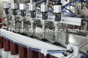 Volledige Automatische Detergent het Vullen van de Lotion van de Douche van de Shampoo Machine