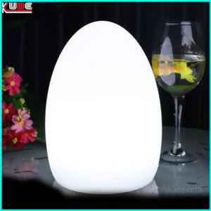 Wasserdichte Tisch-Lampen-Farben-Änderungs-Tisch-Lampe für Gaststätte