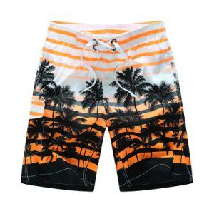 Della fonte tipografica asciutta rapida calda di 2017 estate su ordinazione di marca Shorts
