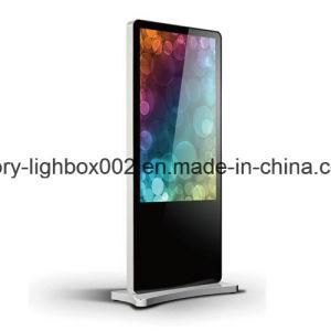 '' video di alta risoluzione dell'affissione a cristalli liquidi dell'affissione a cristalli liquidi della grande dello schermo 55 visualizzazione dell'annuncio