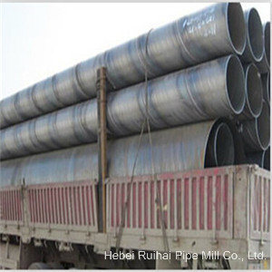 API 5L Cold -引かれたLarge Diameter SSAW Spiral Steel Pipe