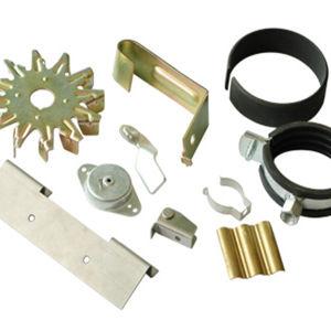 OEM/ODM индивидуальные металлические штампованные детали