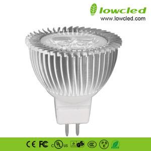 El foco de alta potencia LED 3W MR16