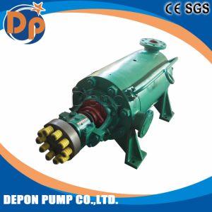 La tête haute 280m3/H 172m 4 étapes de la pompe à eau centrifuge