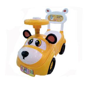Novo carro de plástico PP Brinquedos Kids movimenta deslizante aluguer por grosso