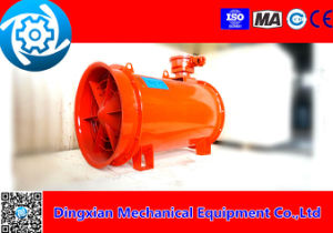 La remoción de ventilador o el sistema de ventilación Minera Ventilador Axial/