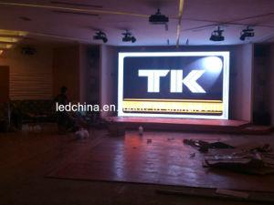 Indoor P4 Affichage LED vidéo haute résolution