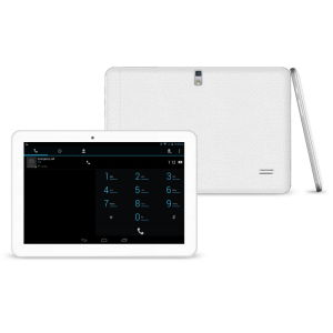 10 de doble núcleo y Tablet PC 3G