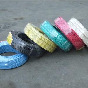 Isolamento de PVC de 4 Fios Elétricos