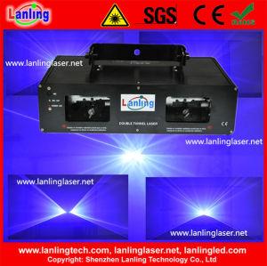 300 Мвт синий Double-Tunnels лазерного оборудования