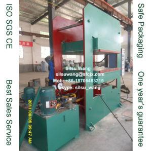 Gummifußboden-Matten-Gummivulkanisierendruckerei, Gummivulkanisierendruckerei