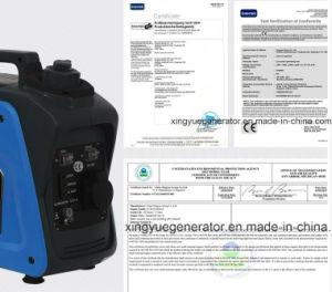 EPA公認のコンパクトな極度の無声インバーターガソリン発電機