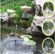 Водяной насос солнечной энергии