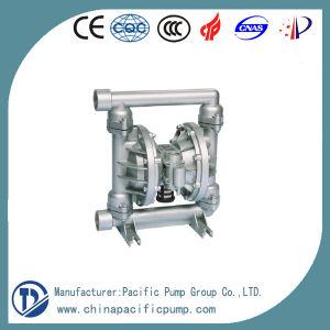 Ferro Fundido Qby/SS/alumínio/PP/F46 Bomba de diafragma duplo pneumático
