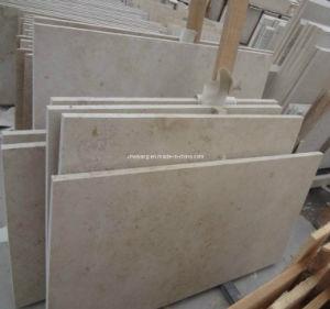 De Beige Marmeren Tegel van het Juragebergte voor de Bekleding van de Vloer & van de Muur
