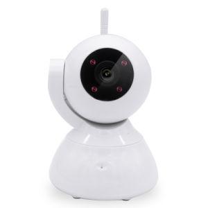 IP-Kamera 1.3MP Digital HD Netz mit größerer geographischer Ausdehnung CCTV-WiFi IR WiFi für Baby-Haustier-Hundeüberwachung