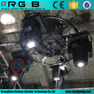 Girar el escenario giratorio de aluminio de la armadura de Bar
