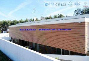 149*21mmのセリウム、Fsc、SGSの証明書が付いている木製のプラスチック合成の壁パネル