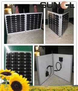 Draagbare 80wp Mono Kristallijne ZonneModule, PV Comité (snm-F80)
