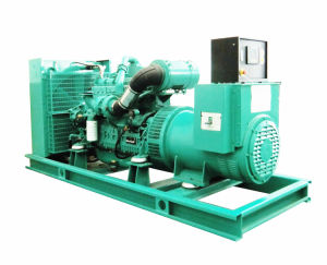 50Hz 280kw 350kVA Diesel Fuel Natural Gas Dual Generator