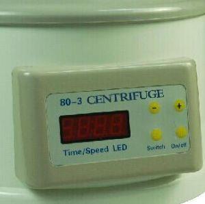 Centrifuga di piano d'appoggio Digital con a bassa velocità per il laboratorio